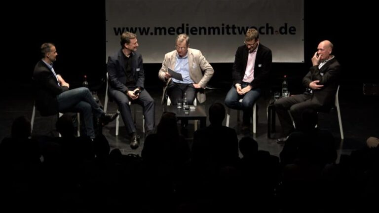 Medienmittwoch - Vertrauen und Medien