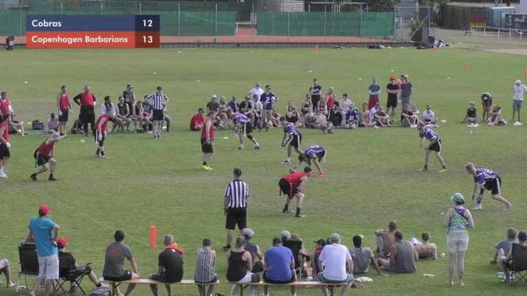 Flag Football - Big Bowl XII Finale